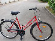 Combeck Danmen Fahrrad 26