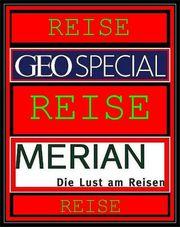 REISE - MAGAZINE - GEO SPECIAL MERIAN