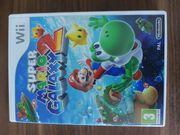 Wii Spiel Super Mario Galaxy