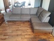 hochwertige Federkerngarnitur Couch von Schillig