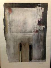 Radierung Kunstdruck Wandbild Bild