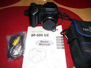 Eine Digitalkamera Typ SP - Olympus