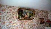 Heiligen und Engelsbilder aus Familienbesitz