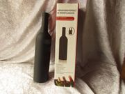 Weinzubehörset in Weinflasche NEU