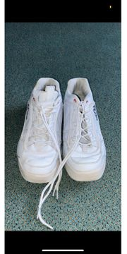 kappa Schuhe weiß
