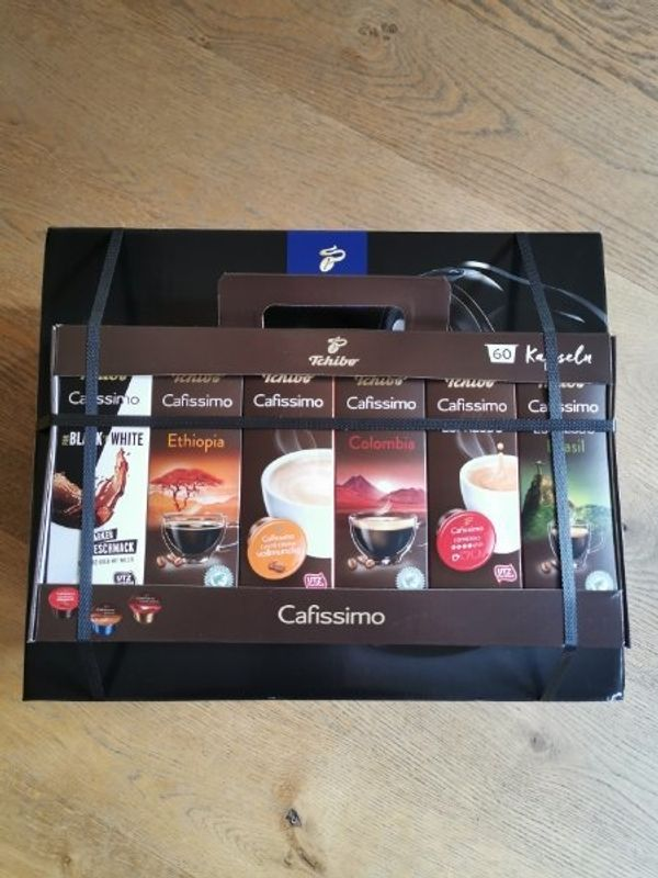 Cafissimo Pure Black Kapsel Kaffemaschine