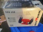 Rotwerk Elektrowerkzeuge Doppelschleifmaschine ESD 150
