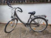 Damenrad Continental 7 Gang gefedert