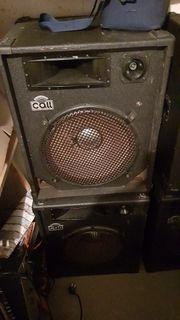 4 PA Boxen Call Compact