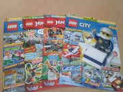 Zeitschriften Lego Cars Bob der