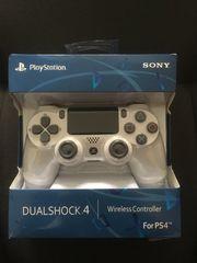 PS4 Controller NEU in weiß