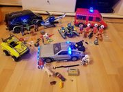 Playmobil Fahrzeugset