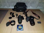 Canon EOS 50D mit 2