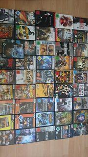PC Games zum verkaufen