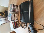 PS3 Konsole 33 Spiele 1