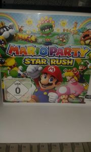 Nintendo 3DS MarioParty Star Rush