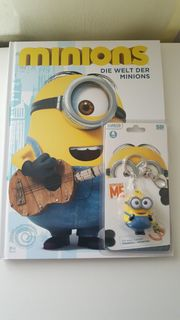 Super cooles Minion Buch inkl