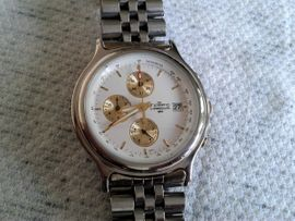 Uhren - Tempic Chronograph