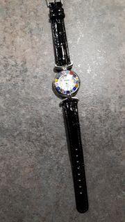 Damen-Armbanduhr original Murano Glas