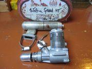 Webra Speed 40 Modellmotor