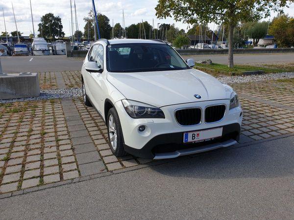 Bmw X1 xDrive 20d Österreich
