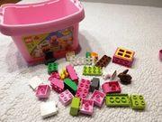 Lego Duplo 4623 Mädchen-Steinebox