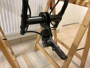 Fahrradträger 2 Räder für Anhängerkupplung