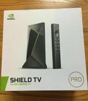 NVIDIA SHIELD HDR 4K UHD-Streaming-Media-Player
