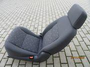 Ich verkaufe ein Sitz für