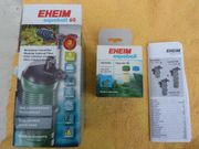 Aquarium-Filter Pumpe Eheim Aquariumbecken