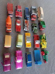 Matchbox Autos 1960iger Jahre