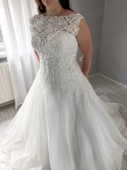 Neues Brautkleid von Justin Alexander