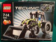 Lego Technik Minitraktor oder Motorrad
