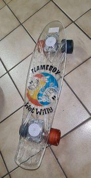 Skateboard Flameboy Wet Willy