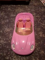 Barbie Auto mit Musik