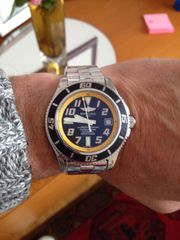 Breitling superocean 2 Abyss 42mm