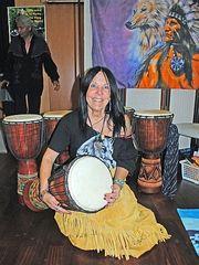 indianisches HerzTrommeln - Ihr Weg Du