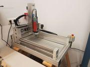 CNC Fräse BZT-PF600-P mit viel
