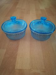 Tupperware Diva-Kristall Serie Bonboniere Zuckerdose