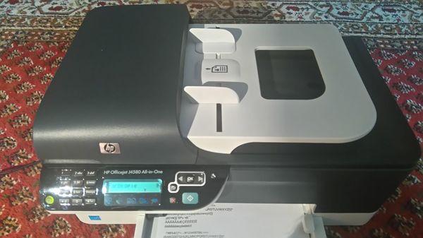 Verkaufe HP OfficeJet J4580 All-In-One