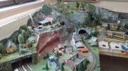 Modelleisenbahn H0 von Märklin