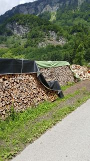 Verkaufe trockenes ofenfertiges Brennholz