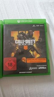 xbox one coll of duty
