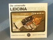 Leica Leicina Spezial Prospekt guter