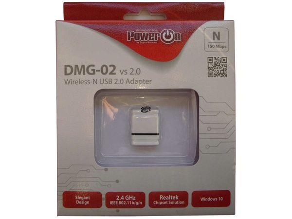 PowerOn DMG-02 WiFi USB Nano
