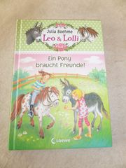 Leo Lolli - Ein Pony braucht