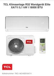 Tcl Klimaanlage r32 18000 btu