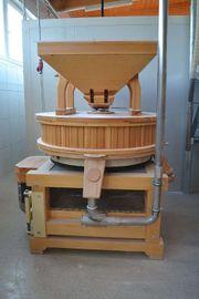 Getreidemühle Osttiroler Mehlsiebmaschine