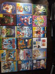 Auflösung einer Riesen DVD Sammlung -