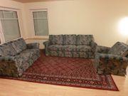 Couchgarnitur 3- teilig bequemer Sitz
